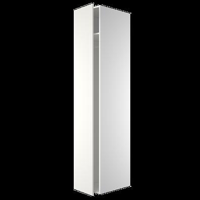 Garderobeskap 211,2 cm høyt med stang og hylle
