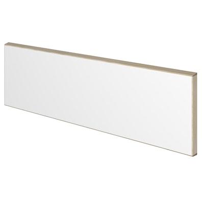 Skuffefront 12,4 cm høy