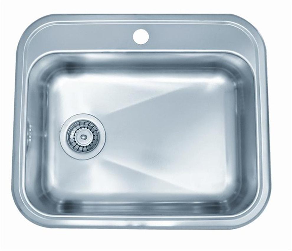 #303E48 Mest effektive Køkkenvask Franke RB 480 CDK Til 60 80 Cm Vaskeskab Gør Det Selv Hth Greb 5385 107010705385