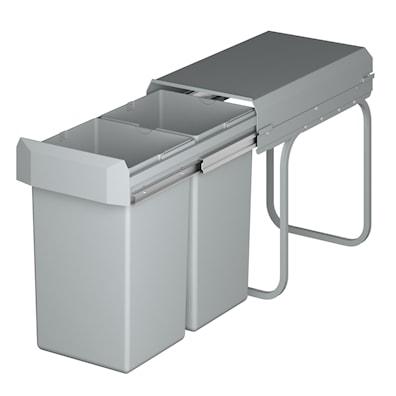 Avfallssystem 2 x 15,5 liter